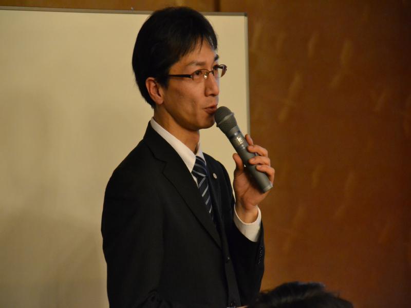 企業経営者講習会を開催しました。 4