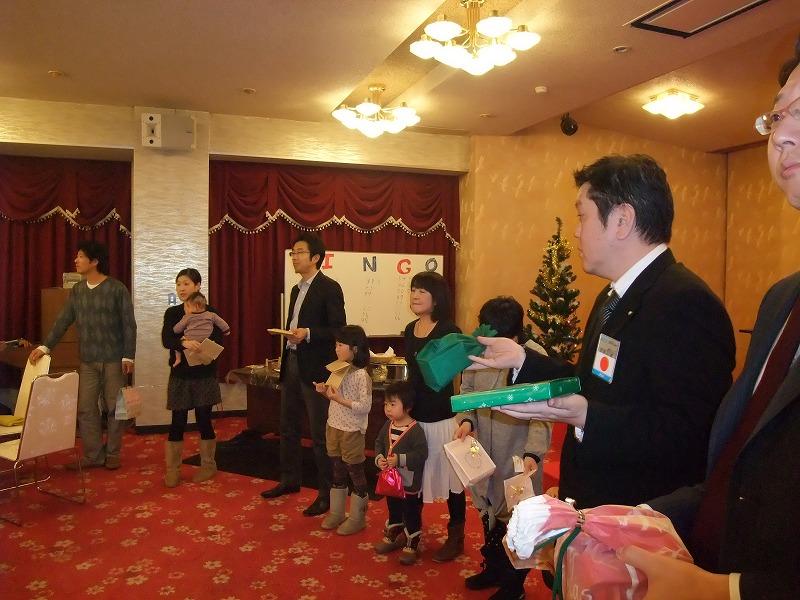 12月クリスマス例会 5