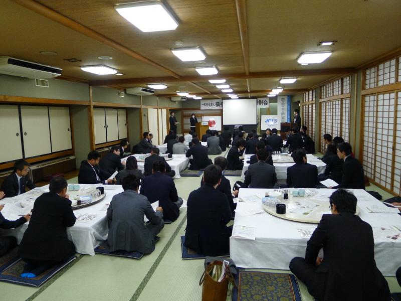 11月例会 農・公・工・商懇談会 5
