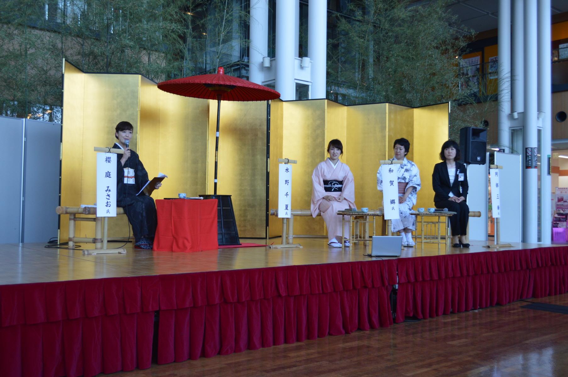 7月例会「第45回 秋田ブロック大会」 3