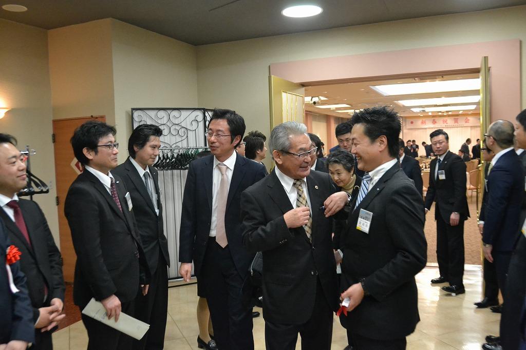 02.1月例会「新春祝賀会」 15