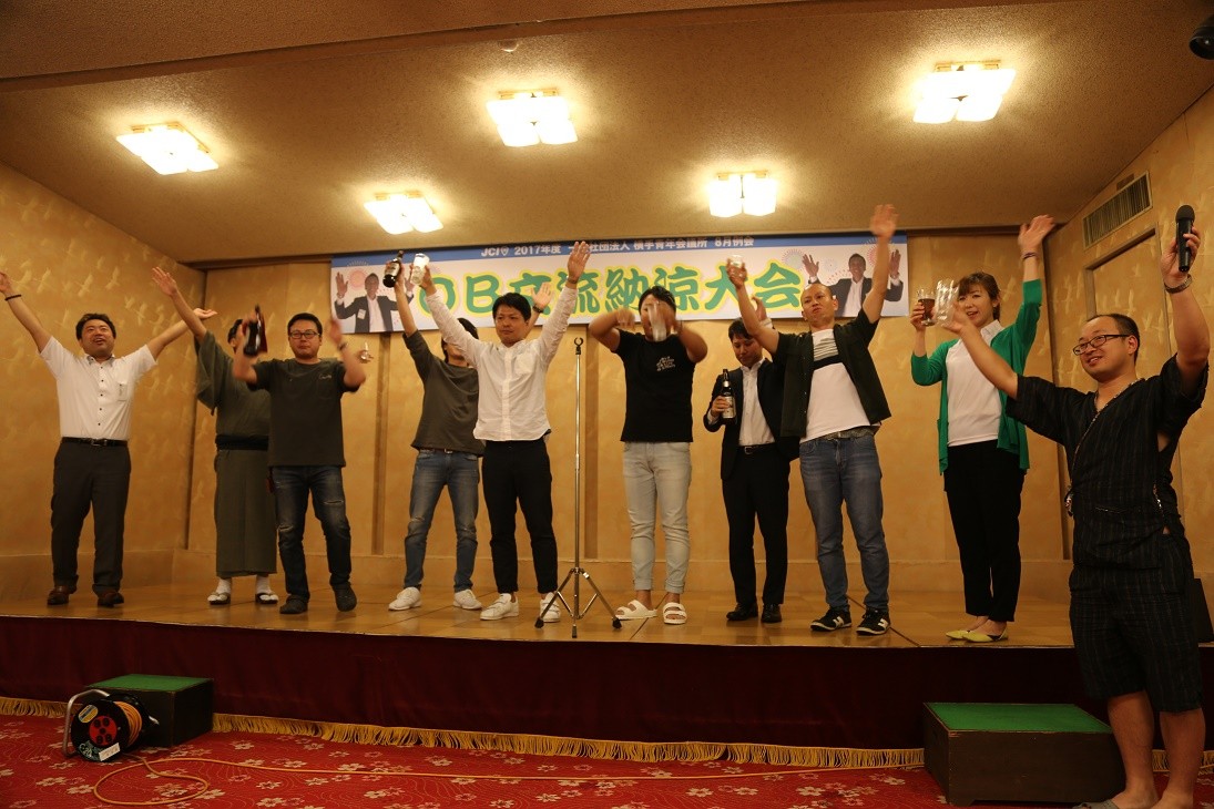 10.8月例会「OB交流納涼大会」 3