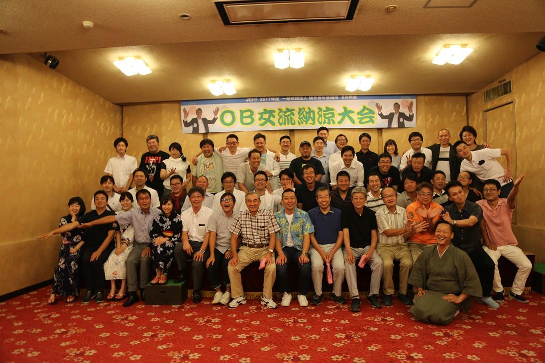 10.8月例会「OB交流納涼大会」 4
