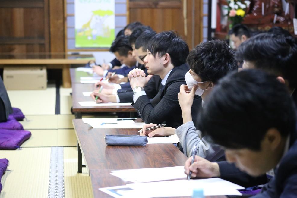 5月例会「議案書作成セミナー」 6