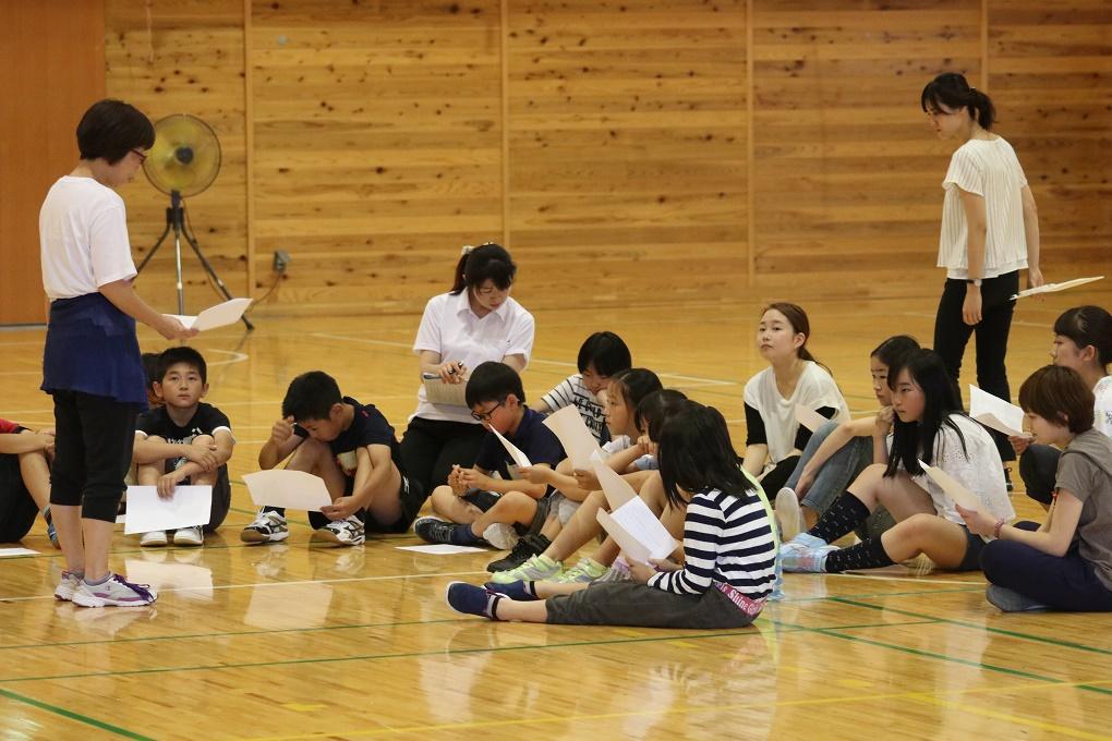 6月例会「演劇でレッツ!コミュニケーション!!」 2