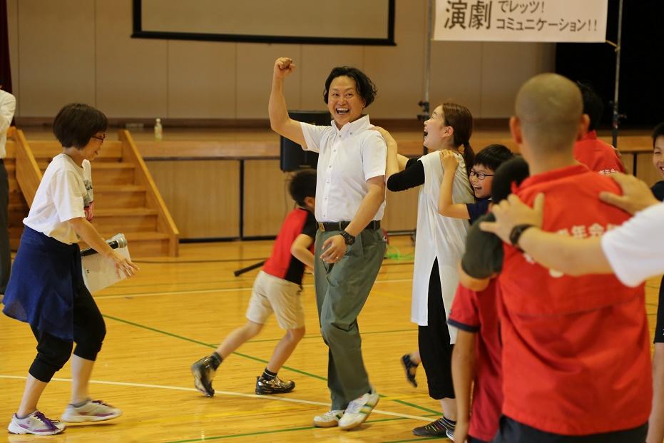 6月例会「演劇でレッツ!コミュニケーション!!」 7