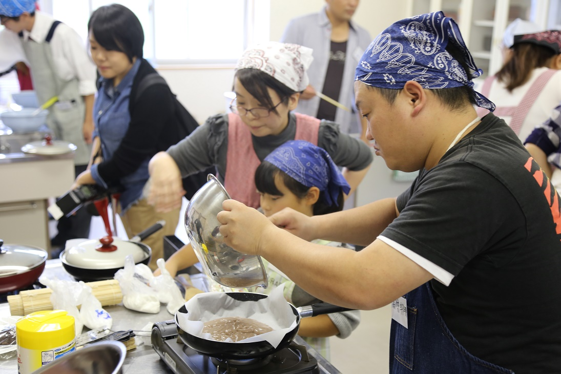 9月例会「よこラボ伝統食プロジェクト」 10