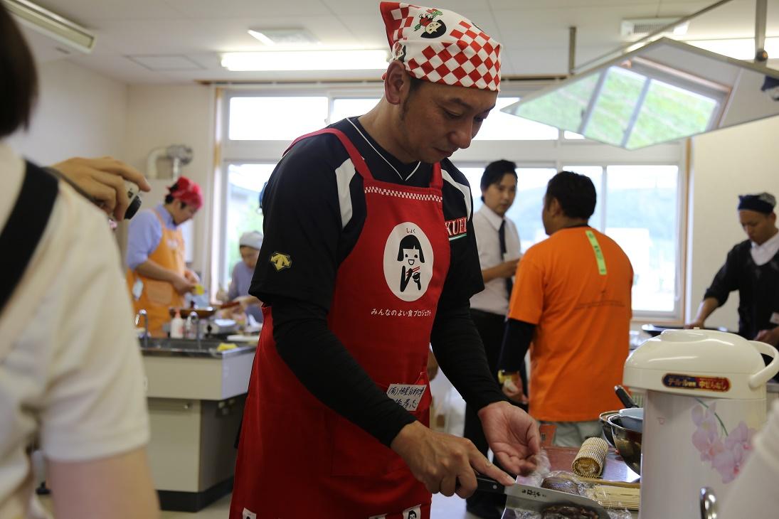 9月例会「よこラボ伝統食プロジェクト」 11