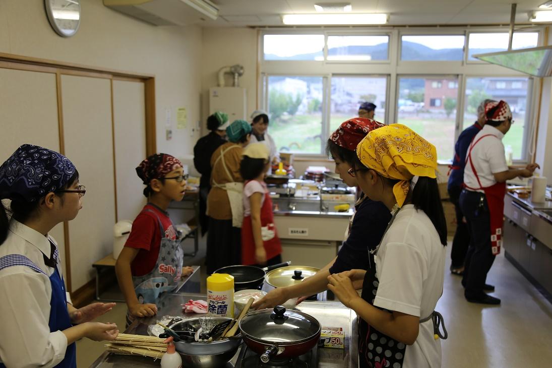 9月例会「よこラボ伝統食プロジェクト」 12