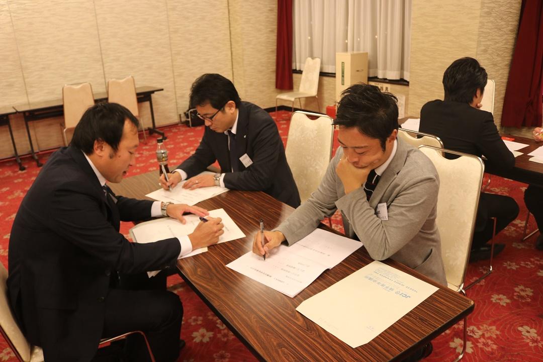10月例会「接遇マナー研修会〜品格あるJAYCEEへ〜」 8