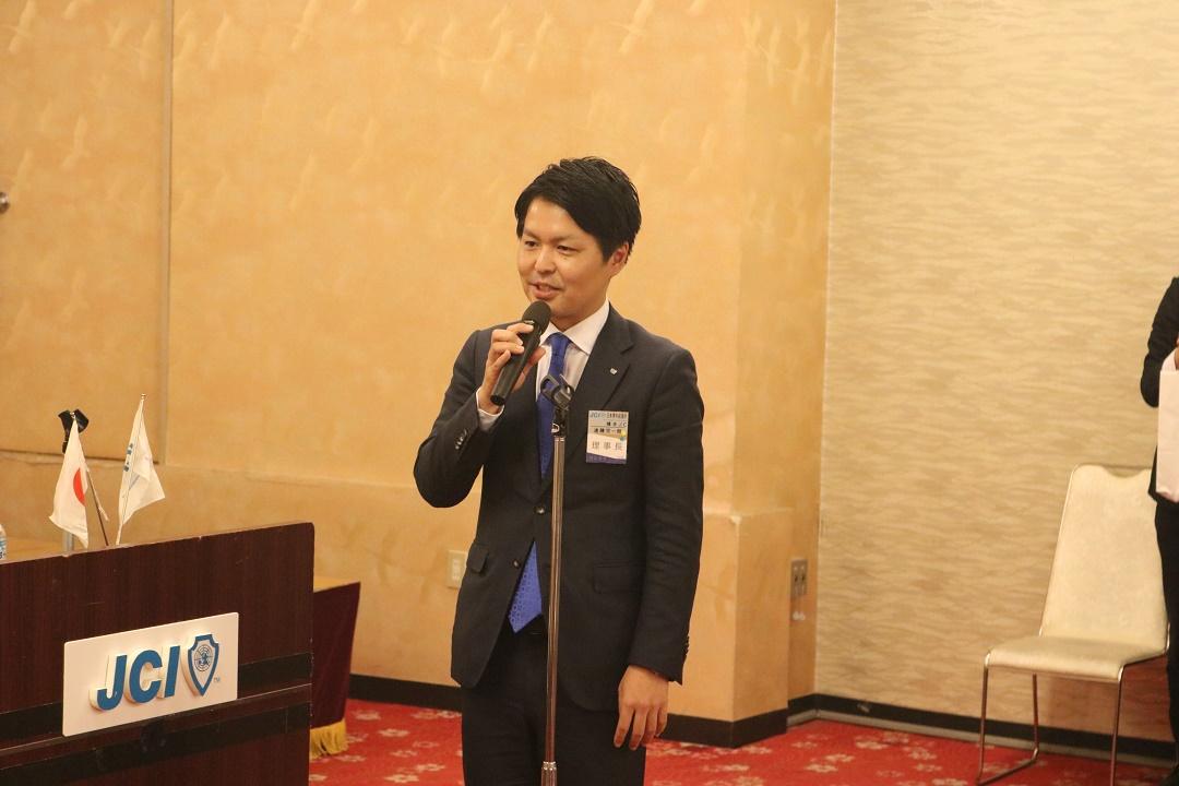 10月例会「接遇マナー研修会〜品格あるJAYCEEへ〜」 13
