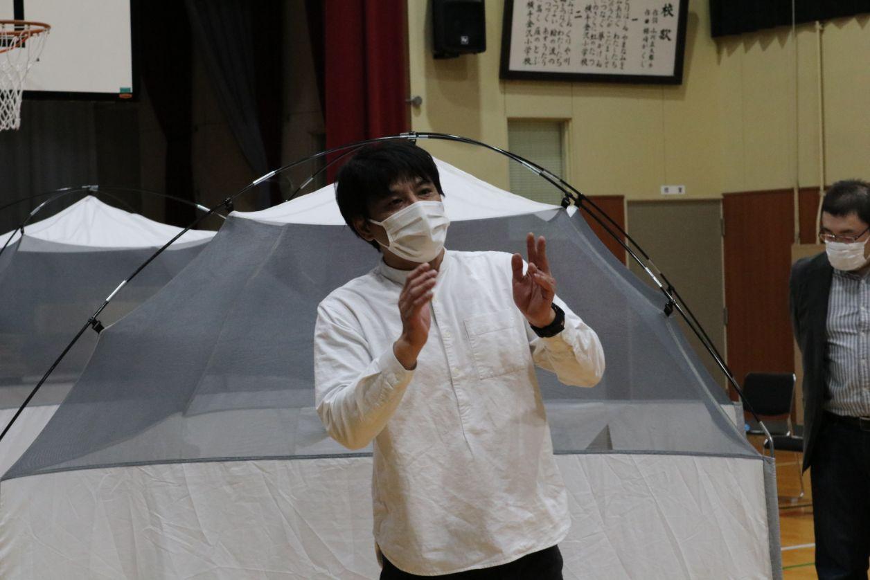 04_3月例会「避難所体験会〜もしもの時の第一歩〜 72