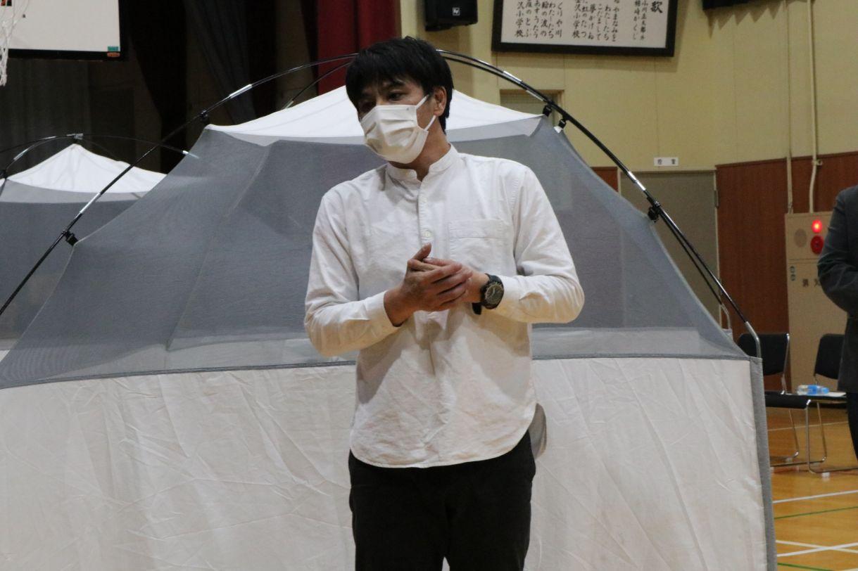 04_3月例会「避難所体験会〜もしもの時の第一歩〜 74