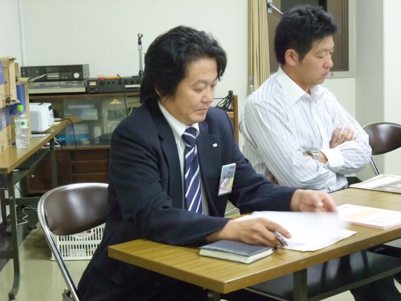 2010年度9月通常総会を開催いたしました。 6