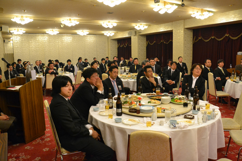 12月通常総会・卒業式 3