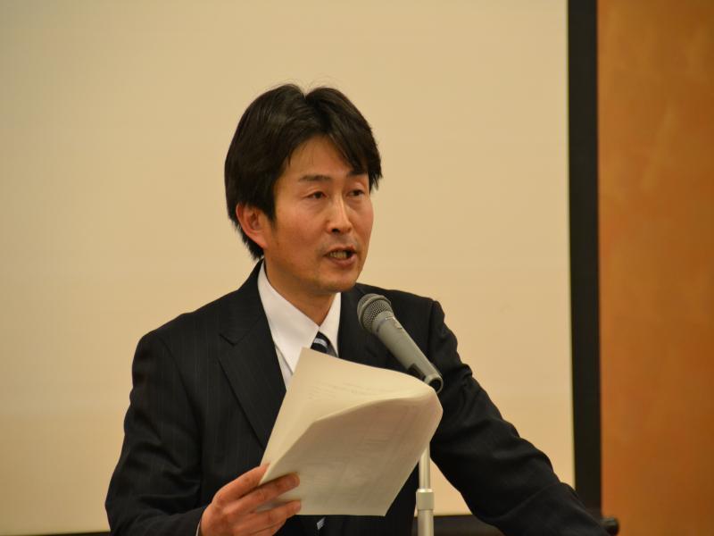 企業経営者講習会を開催しました。 2