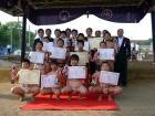 わんぱく相撲秋田ブロック大会が開催されました。 3